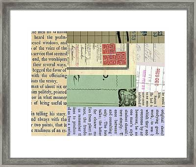 Life Well Lived Framed Print