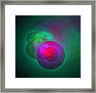 Life Will Find A Way Framed Print