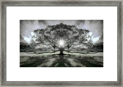 Lifegiver Framed Print by Mario Carini
