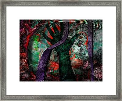 Lifeline Framed Print by Mimulux patricia no No