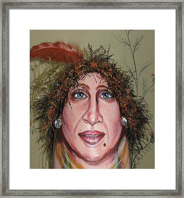 Life's A Drag Framed Print by Cathi Doherty