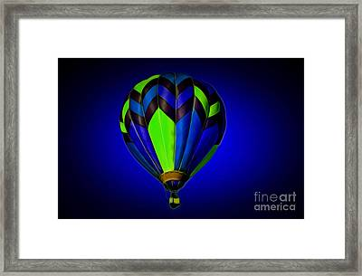 Lift Me Up Framed Print by Krissy Katsimbras