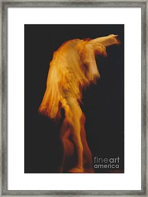 Lift Framed Print