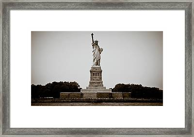 Liftin' Me Higher Framed Print