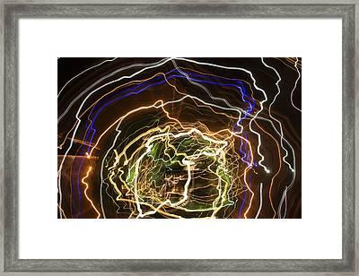 Light 1 Framed Print