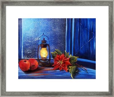 Light 2 Framed Print