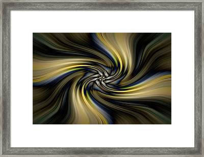 Light Abstract 10 Framed Print