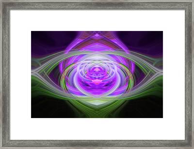 Light Abstract 3 Framed Print
