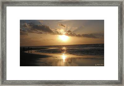 Light Always Shines For You Framed Print