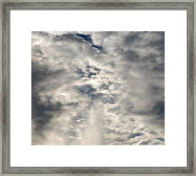 Light And Dark Framed Print by Jean Booth