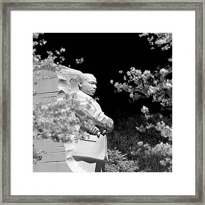 Framed Print featuring the photograph Light And Love by Mitch Cat