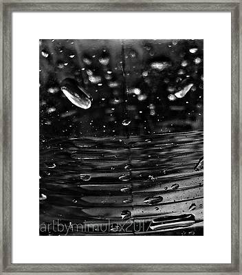 Light And Shadow 3 Framed Print