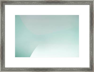Light And Shadow I Framed Print