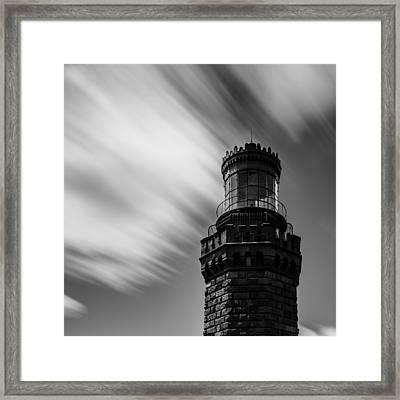 Light And Time Framed Print