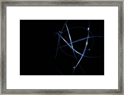 Light Art I Framed Print by Jeff Porter