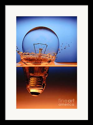 Bright Photographs Framed Prints