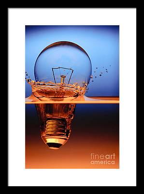 Technology Photographs Framed Prints