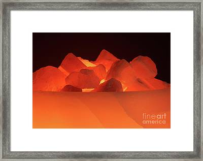 Framed Print featuring the photograph Light by Christine Amstutz