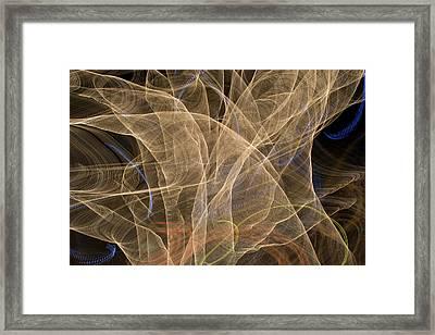 Light Flight 1 Framed Print