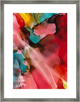 Light From Above Framed Print by Susan Kubes