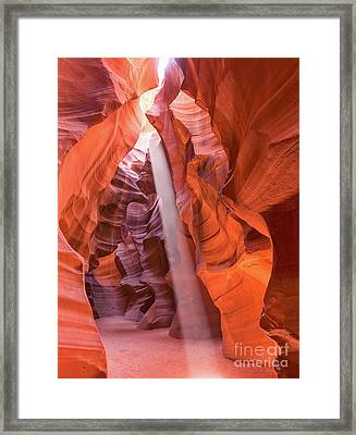 Light From Above Framed Print by Tod and Cynthia Grubbs