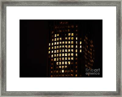 Light Hearted Framed Print by Clayton Bruster