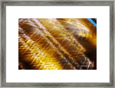 Light Illusion Framed Print by Hideaki Sakurai