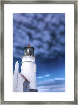 Light In The Sky II Framed Print by Jon Glaser