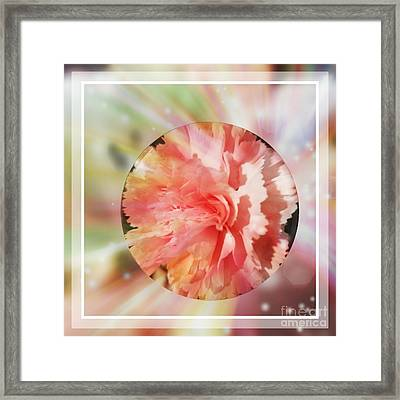 Light Layers Framed Print