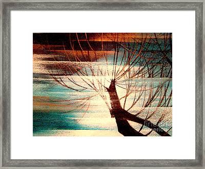 Light Melody Framed Print
