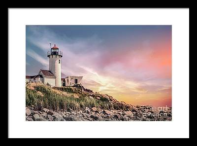 Eastern Point Framed Prints