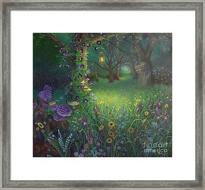 Light My Way Framed Print by Shauna Eggleston