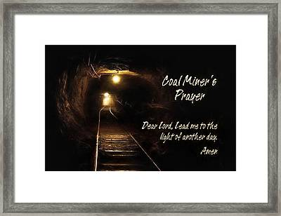 Light Of Another Day Framed Print by Lori Deiter