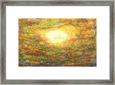 Light Picture 217 Framed Print