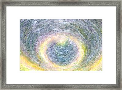 Light Picture 220 Framed Print