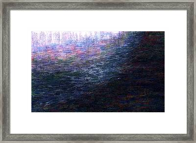 Light Picture 225 Framed Print