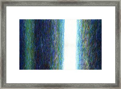 Light Picture 234 Framed Print