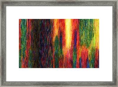 Light Picture 235 Framed Print