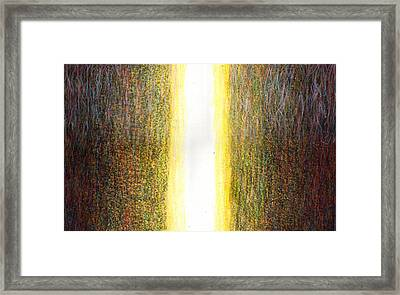 Light Picture 240 Framed Print
