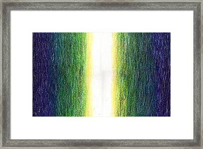 Light Picture 241 Framed Print