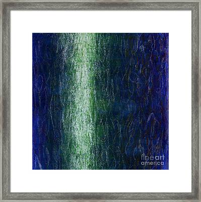 Light Picture 244 Framed Print