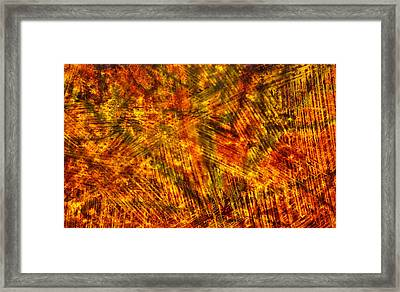 Framed Print featuring the mixed media Light Play by Sami Tiainen
