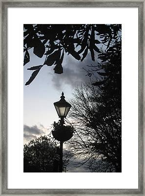 Light Up Light Up Framed Print by Jez C Self