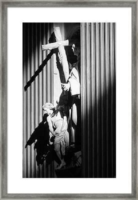 Light Framed Print by Vyacheslav Isaev