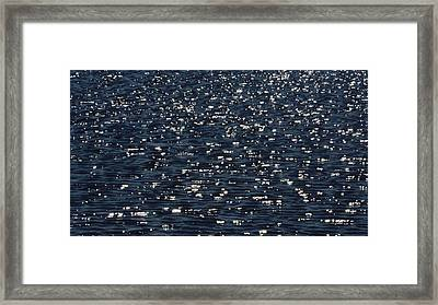 Light Waves #3 Framed Print by Tim Good