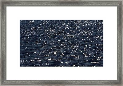 Light Waves #3 Framed Print