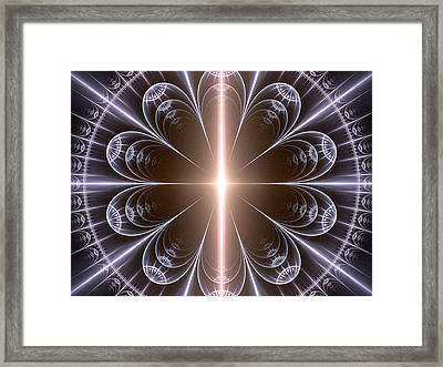 Light Within Framed Print