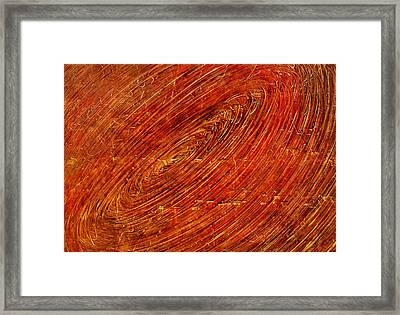 Framed Print featuring the mixed media Light Years by Sami Tiainen