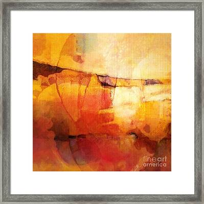 Lightbreak Framed Print by Lutz Baar