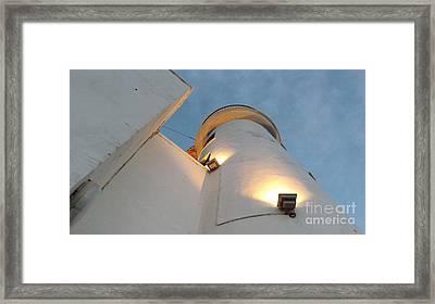 Scarborough Lighthouse Framed Print